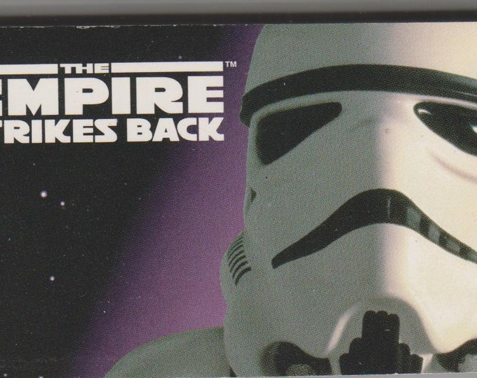 The Empire Strikes Back (Star Wars Flip Book) (Softcover: Children's) 1996