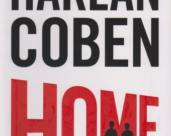 Home  by Harlan Coben  (Myron Bolitar Series ) (Hardcover, Thriller) 2016