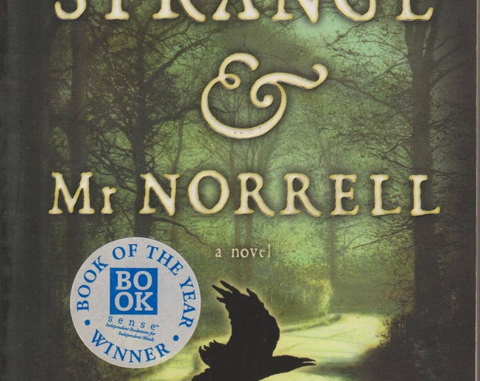 Jonathan Strange & Mr Norrell  by Susanna Clarke (Paperback, Fiction) 2004