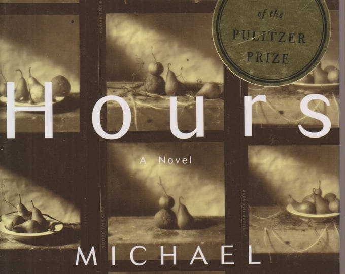 The Hours by Michael Cunningham (Hardcover, Fiction) 1998
