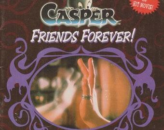Casper - Friends Forever Golden Books  (Softcover Children's, Movie) 1995