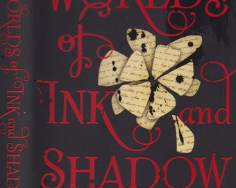 Worlds of Ink and Shadow by Lena Coakley - A Novel of the Brontës  (Hardcover: Fiction)
