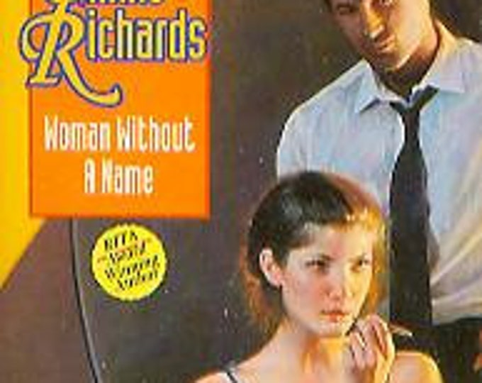 Woman Without a Name by Emilie Richards (Paperback, Romance)