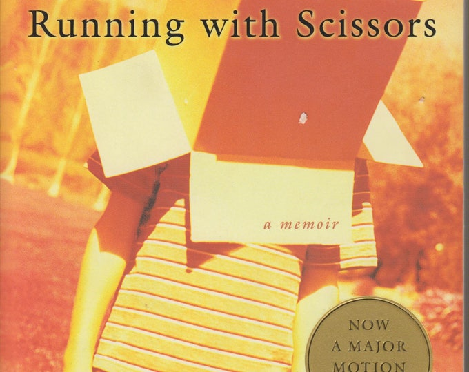 Running with Scissors by Augusten Burroughs (Paperback: Fiction)