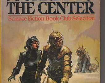 Journey To The Center by Brian Stableford (Vintage Paperback: Science Fiction, Fantasy) 1982