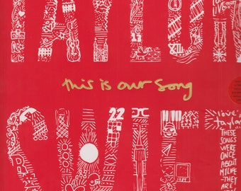 Taylor Swift : This Is Our Song by Tyler Conroy (2016, Hardcover)