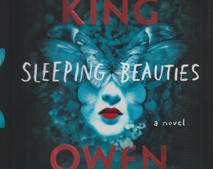 Sleeping Beauties - A Novel by Stephen King & Owen King   (Hardcover: Horror) 2017
