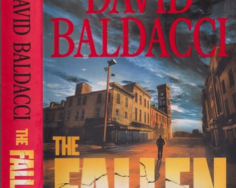 The Fallen by David Baldacci (Hardcover: First Edition,  Action, Mystery)