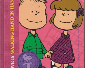 Love is Walking Hand in Hand (Peanuts, Charlie Brown) (Hardcover: Children's)  2015
