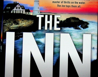 The Inn by James Patterson and Candice Fox (Hardcover:  Thriller) 2019 FE