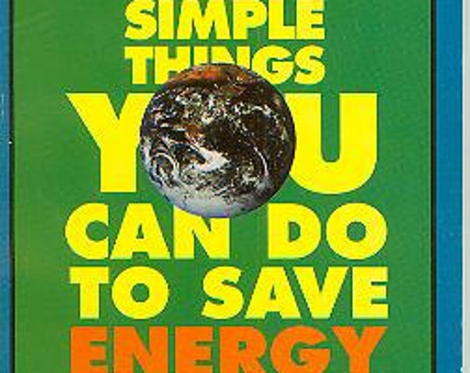 30 Simple Things You Can Do To Save Energy