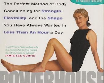 The Pilates Powerhouse No Equipment Necessary  (Hardcover, Exercise, Health)  1999