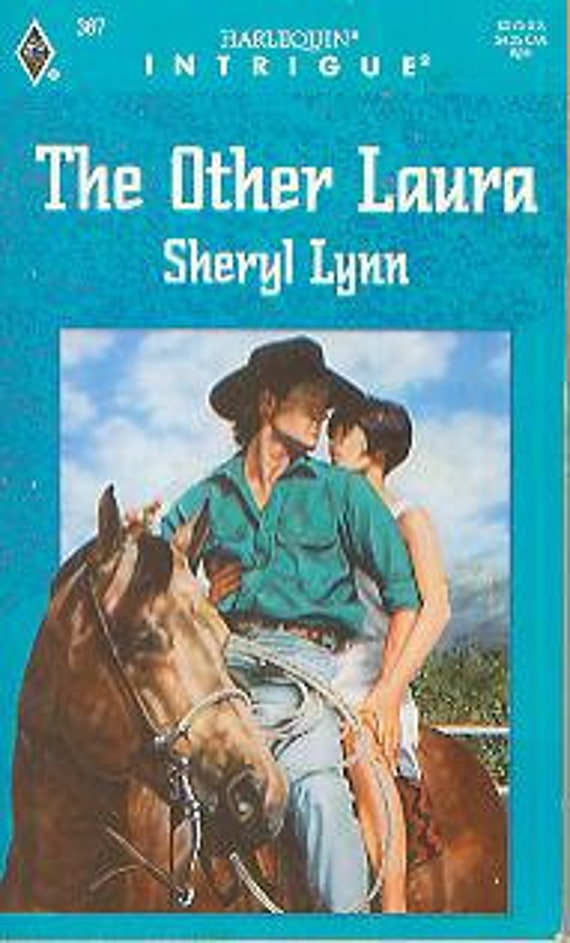 The Other Laura By Sheryl Lynn Harlequin Intrigue 367 Etsy