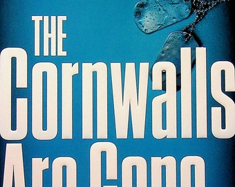 The Cornwalls Are Gone by James Patterson and Brendan DuBois (Hardcover:  Thriller) 2019 FE