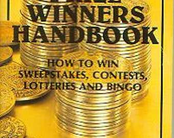 The Prize Winners Handbook by Jeffrey Feinman (Paperback: Nonfiction) 1980