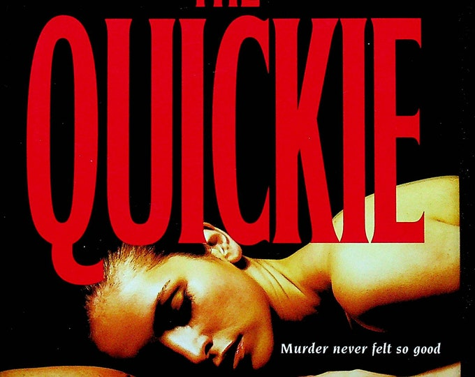 The Quickie by James Patterson  and Michael Ledwidge  (Hardcover:  Suspense, Thriller) 2007