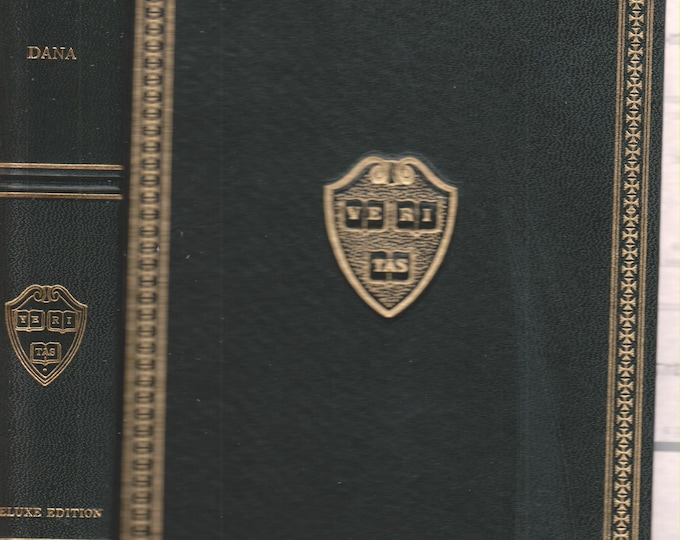 Two Years Before the Mast and Twenty-Four Years After by R H Dana Jr.  (Harvard Classics)  (Hardcover, Memoir,  Classic) 1969