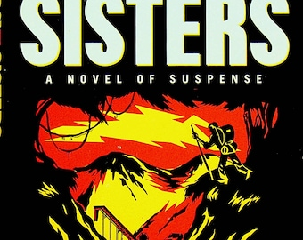 Blood of Your Sisters by Colin D. Peel (Hardcover: First US Edition,  Suspense) 1997