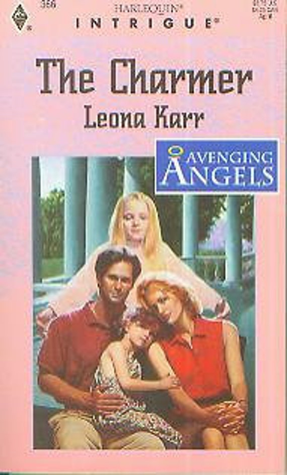 The Charmer By Leona Karr Harlequin Intrigue 366 Etsy