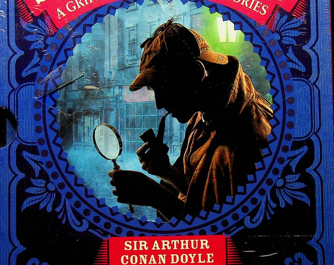 Sherlock Holmes A Gripping Casebook of Stories by Sir Arthur Conan Doyle (Hardcover in Slipcase: Mystery, Classic)