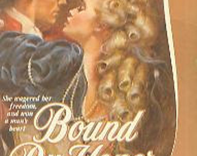 Bound by Honor by Helen Tucker (Vintage Paperback: Romance) 1980s