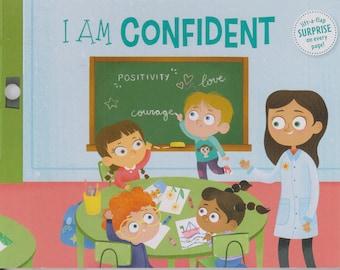 I Am Confident (Board-book: Children's,  Lift the Flaps) 2020