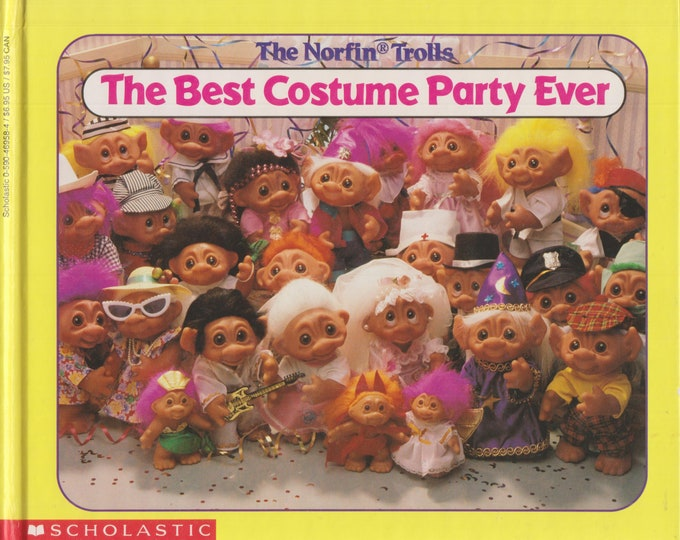 The Best Costume Party Every (The Trolls) (Hardcover: Picture Books, Trolls) 1992