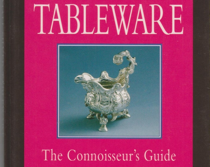Christie's Collectibles Small Silver Tableware (The Connoisseur's Guide) (Hardcover: Antiques, Collectibles, Silver Tableware)