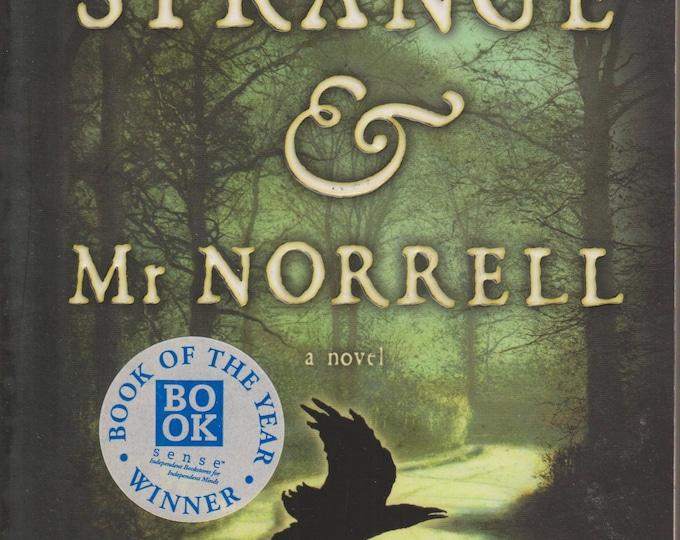 Jonathan Strange & Mr Norrell  by Susanna Clarke (Paperback, Fiction) 2004