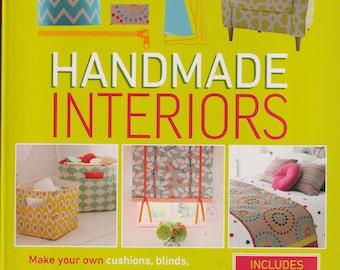 Handmade Interiors (Softcover: Home Decor, Do It Yourself) 2019