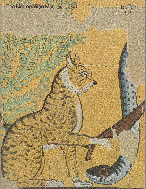 Egyptian Wall Paintings: The Metropolitan Museum of Art Bulletin ...