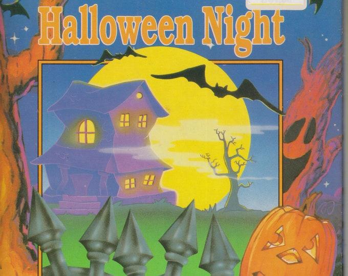 Halloween Night  (Hardcover, Children's)  1995