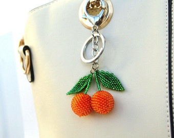 Fruit Keychain