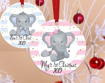 1st Christmas, First Christmas,Glass ornament , baby, Personalized Ornament, Grandparents to be, customized, Baby, Babie's