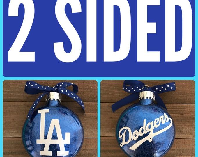 Dodgers,Dodgers baseball, Baseball ornament , Dodgers Ornament