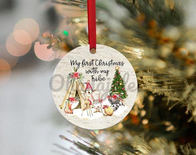 First Christmas, 1st Christmas, Babie's 1st Christmas, Babie's First Christmas. Christmas, Christmas Ornament, baby