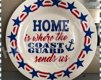 coast Guard, Navy, Marines, Army, Air Force, Armed Forces, Military