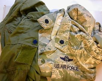Air Force Jacket Etsy