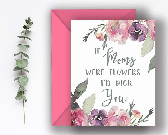 Mothers day card mothers day mothers day greeting etsy image 0 m4hsunfo