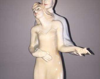 "Sale! Royal Doulton Reflections ""Bolero"" HN3076 Figurine"
