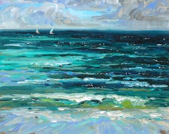 Sails and Storm, Michigan Art, Lake Life, Beach Paintings, Sailboats, Lake Michigan, Beach Painting, Betsy ONeill, Michigan Artist, art