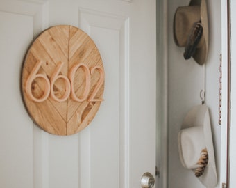 House Number Plaque, House Number Sign, House Numbers, House Numbers Plaque, Address Sign, Address Plaque, Address Sign For House