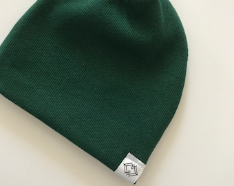 SALE EMERALD RIBBED