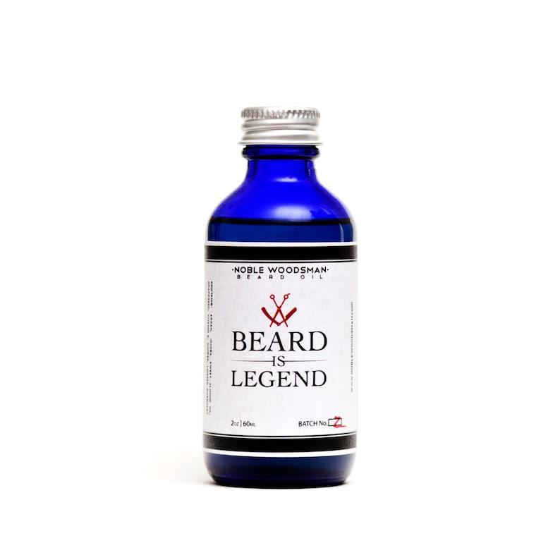 Beard Is Legend  Beard Oil image 0