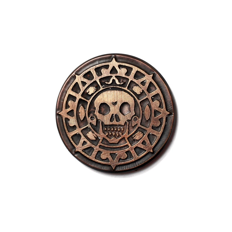 Pirate's Doubloon  Wayfarer Coin image 0
