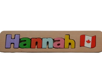 Hannah + free engraving  message