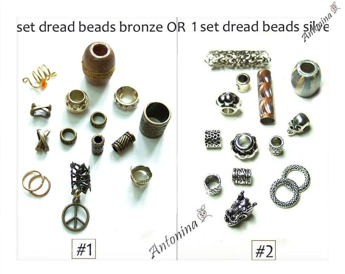 Schmuck f Adventskalender European Charms Anhänger 24 Teile Großloch Perle Beads