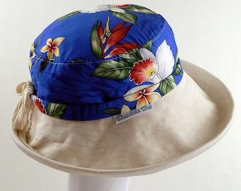 Hawaii floppy hat  ddf2e492ccf1