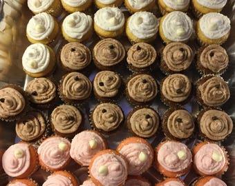 Custom Mini Cupcakes