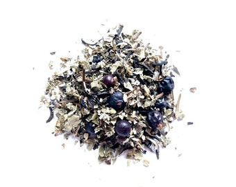 Organic Loose Leaf Tea: Beards Hollow, Handcrafted in Small Batches